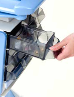 Individual atient specific medication drawers